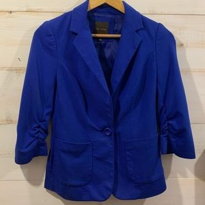 The Limited blazer. Royal blue Size XS